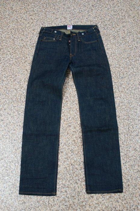 極度稀有 PRPS 最高端產線 紫製品 牛仔褲 日本製 McCoy ONI RRL