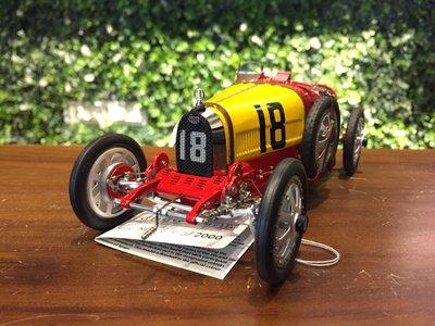 1/18 CMC Bugatti T35, 1924 Spain M100 (B016)【MGM】