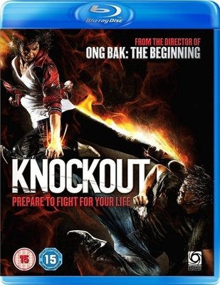 【藍光電影】曼谷重擊 Knockout                        最新動作超贊動作巨作大片 29-013