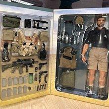 二手 Hot toys 1/6 PMC MUSCULAR BODY