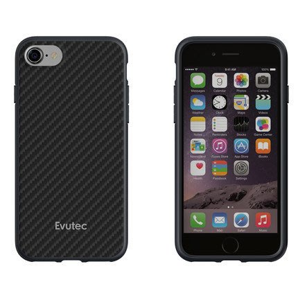 Evutec Karbon iPhone 7/8 PLUS DuPont Kevlar碳纖維保護殼 防摔殼 防震