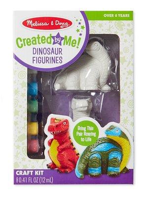 Melissa & Doug Decorate Your Own 兒童 DIY 動物彩繪2件組 共5款~請詢問庫存