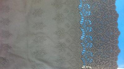 【蕾絲工坊】↙DIY手作材料↗*A552* 拼布 刺繡棉布蕾絲