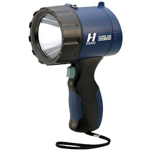 【101-3C數位館】FUJITSU 超級LED光束手電筒 防滴型 HGH3421F