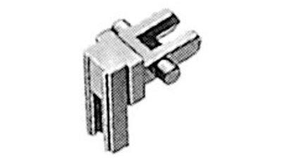 傑仲 博蘭 FLEISCHMANN 鐵軌零件 Adapter PROFI coupling head 9577 N