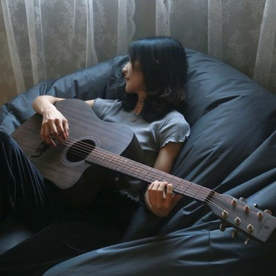 Guitarist民謠40 41寸單板電箱吉他初學者男女生專用新手入門學生