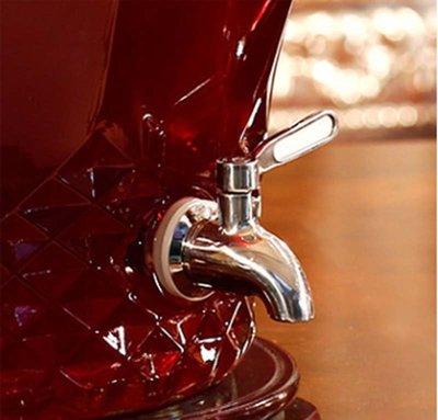 【奇滿來】不鏽鋼龍頭-單龍頭 不鏽鋼水龍頭 果汁罐龍頭 果汁鼎龍頭 玻璃瓶龍頭 儲釀罐 藥酒瓶 酵素瓶 酵素桶 ADGQ