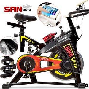 騎士競速飛輪車(後避震彈簧+皮帶傳動)動感飛輪健身車公路車自行車訓練機台腳踏車美腿機單車運動器材C192-S306偷拍網
