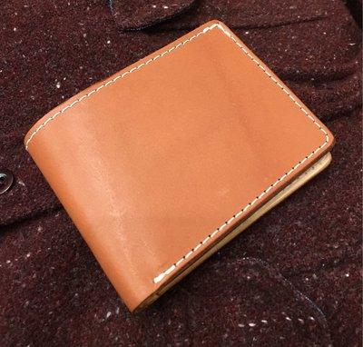 牛仔之星全新Tanner Goods原色高級皮革皮夾美國製