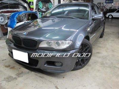 DJD 16  BM-H0503  BMW E46 M3 台製前保桿 {BMW俱樂部}