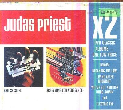 *還有唱片三館* BRITISH STEEL / SCREAMING FOR VENGEA 2CD 全新 ZZ0507