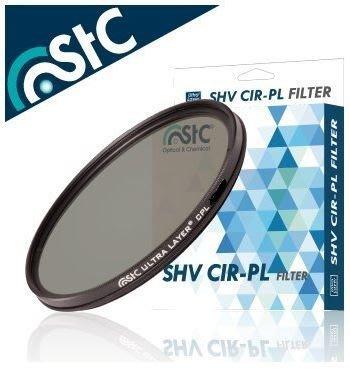 晶豪泰 【 STC 】Ultra Layer CPL Filter 46mm 輕薄透光 環形 偏光鏡