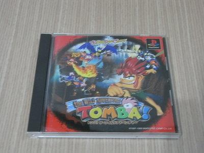 【小蕙館】<PS1> Tomba! The Wild Adventures 野生兒 3D 大冒險 (純日版)