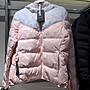雙面穿 NIKE Sportswear 白色 粉紅色 保暖 ...