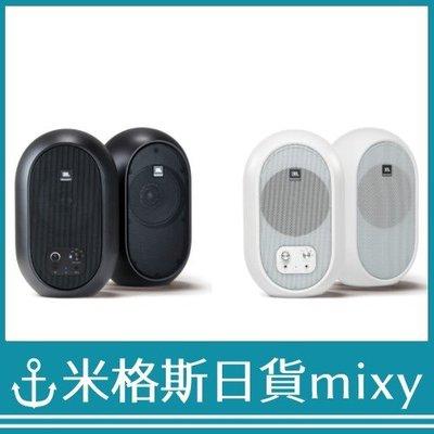 日本 JBL PROFESSIONAL 104-BT-Y3 專業同軸數位 喇叭 音響  黑色白色【米格斯日貨mixy】