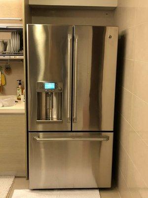 美國奇異冰箱法式三門