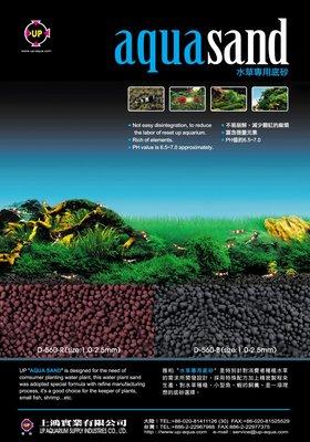 職人工具 水族用品 UP雅柏 水草 底砂 黑土 活性底床 散裝 1KG 此款黑土不易崩解