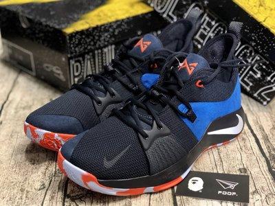 [FDOF] NIKE PG 2 Home Craze 保羅喬治 籃球鞋 AA2040-400