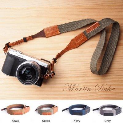 Martin Duke 頂級相機背帶 TELA系列 TELA 織帶相機背帶 相機帶 背帶