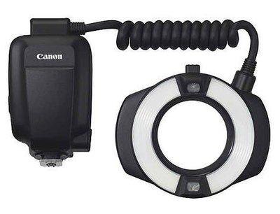 Canon MR-14EX II 環形微距閃光燈 (公司貨) 環形閃燈 微距攝影 晶豪泰