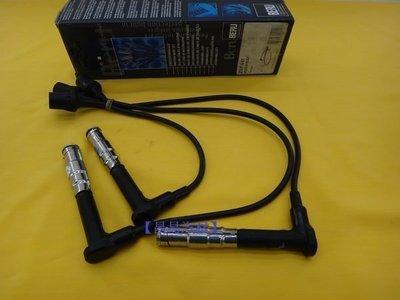 【昌易汽材】BENZ 賓士 W124 W201 高壓線 火星塞線 矽導線 全新品 德國件 特價一組1350元