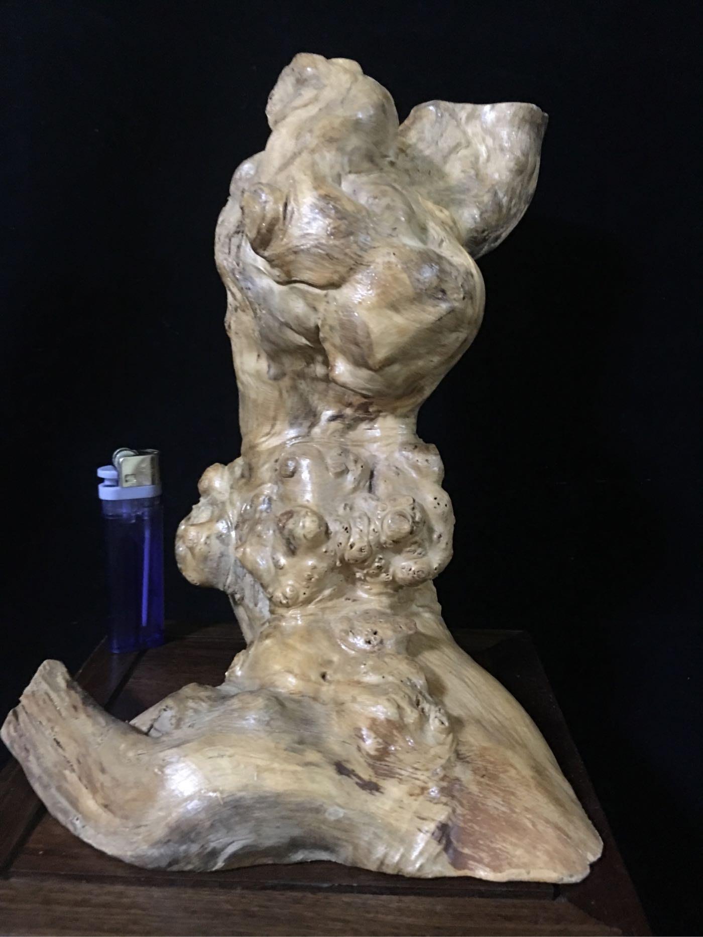 米羅私房玩藝.樹瘤木雕藝樹.檜木瘤.即時通議價...降價促銷1999