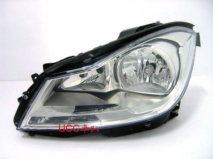 【UCC車趴】BENZ 賓士 W204 11  12 13 14 原廠型 晶鑽大燈 TYC製 一邊3400