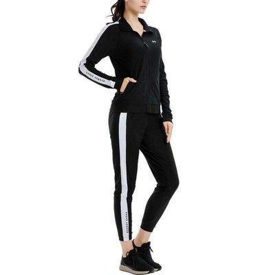 Under Armour女款拼色套裝運動 健身 跑步
