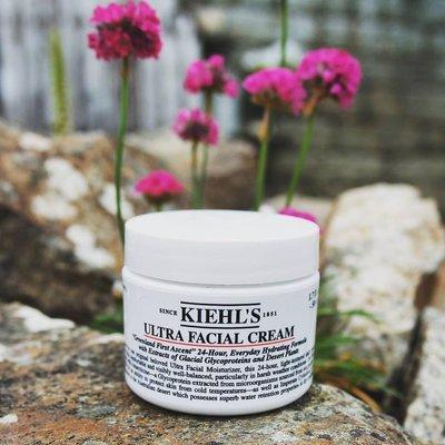 英國代購 KIEHL'S 冰河醣蛋白保濕霜 Ultra Facial Cream 125ml