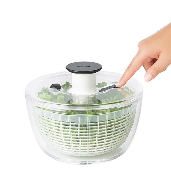 《FOS》日本 OXO 蔬菜 瀝水器 脫水器 生菜沙拉 夏天 開胃 涼拌 媽咪好幫手 廚房 方便 快速 料理 熱銷 新款