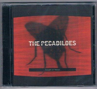 [鑫隆音樂] THE PECADILOES /Caught Venus..../全新/免競標
