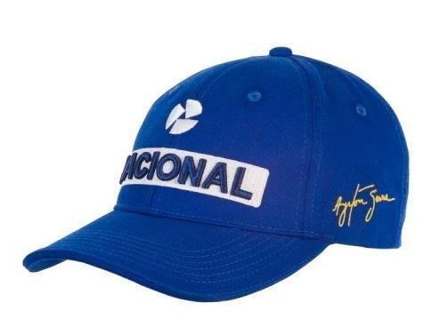 Ayrton Senna車神洗拿20週年紀念款帽子-限量一頂最大優惠促銷~