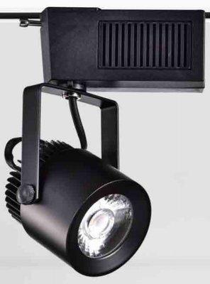 萬華好商量~OSRAM 歐司朗 LED 12W 軌道燈 山茶花 高亮度 COB 黑色/白色 黃光/自然光/白光 投射燈