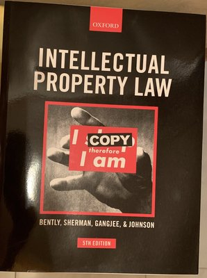 Intellectual Property Law, 5th Edition