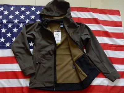 現貨商品 Black Diamond Crag 連帽保暖外套 中層 XS 墨綠色 Polartec