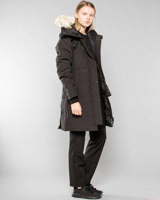 代購Canada Goose Shelburne 加拿大鵝 加拿大製 超極保暖 羽絨外套 長版 夾克 派克 非moncler 黑色 免運 -20度