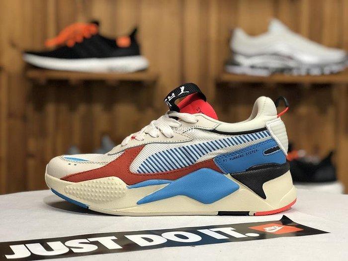 PUMA RS-X Toys Release 拼接 復古 經典時尚 老爹鞋 休閒運動慢跑鞋 369579 01 男女鞋