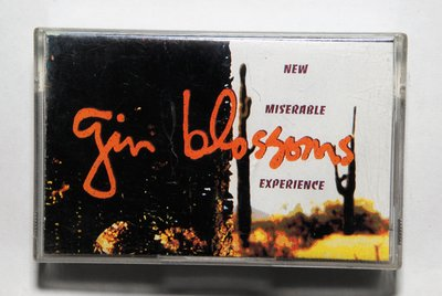 錄音帶 / 卡帶 / Q22/英文/Gin Blossom / new miserable experience / /非CD非黑膠