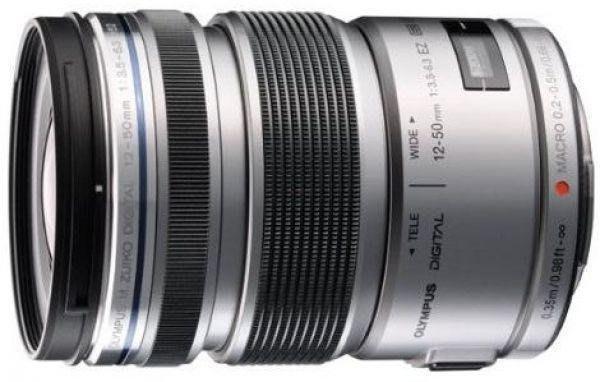 【eWhat億華】Olympus M. ZUIKO ED 12-50mm F3.5-6.3 M43適用 EM1 EM5 EM10 公司貨 銀色 出清【3】