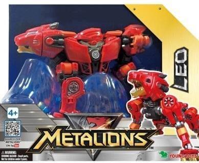 ☆天才老爸☆→【麗嬰國際】旋風騎士 METALIONS 機器系列-獅子星YT14028←玩具 交通 汽車