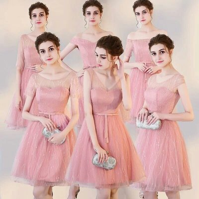 天使佳人婚紗禮服旗袍~短款 小禮服多款