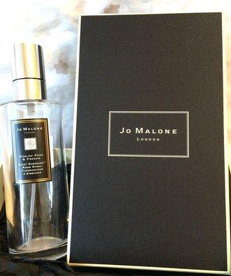 Jo MALONE LONDON jomalone英國梨與小蒼蘭室內香芬黑色紙盒