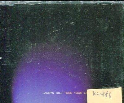 *真音樂* LAURYN HILL / TURN YOUR LIGHTS DOWN LOW 二手 K20886