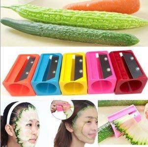 讓你美削片器 黃瓜美容切片器 黃瓜面膜神器 神奇美容刀29元