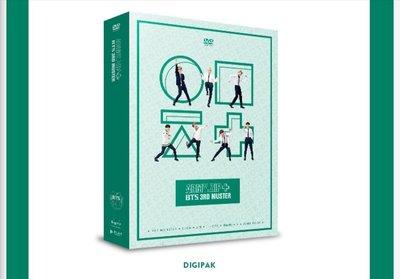 ??✈️韓國正品 Blu-ray/DVD BTS防彈少年團 3rd Muster (Army.RMY.Zip+)藍光