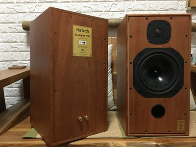 Harbeth HL Compact 7ES-3,spendor kef rogers jbl proac b&w參考