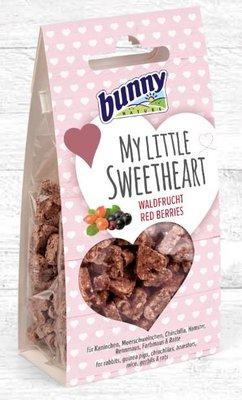 貝果貝果 德國獸醫協會力薦 德國邦尼BUNNY 邦尼鼠低升糖餅乾 - 愛心野莓 30g [G027]