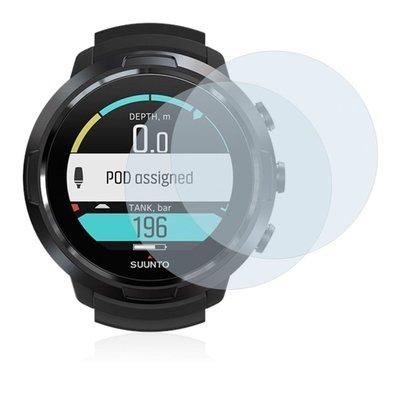 台灣潛水---SUUNTO D5 電腦錶鏡面保護貼