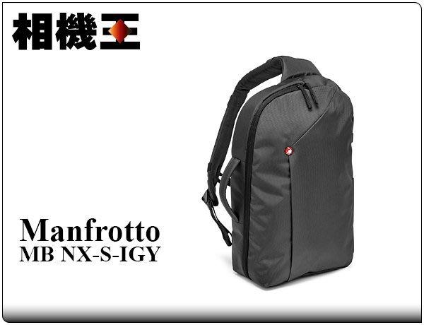 ☆相機王☆Manfrotto NX Sling 開拓者斜肩背包 深灰色 (5)