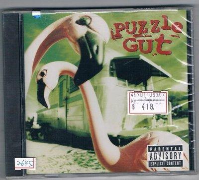 [鑫隆音樂]西洋CD-PUZZLE:GUT-原裝進口盤[606949010324] 全新/免競標